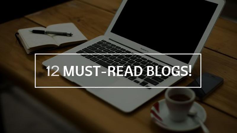 12 blogs die jij óók zou moeten lezen
