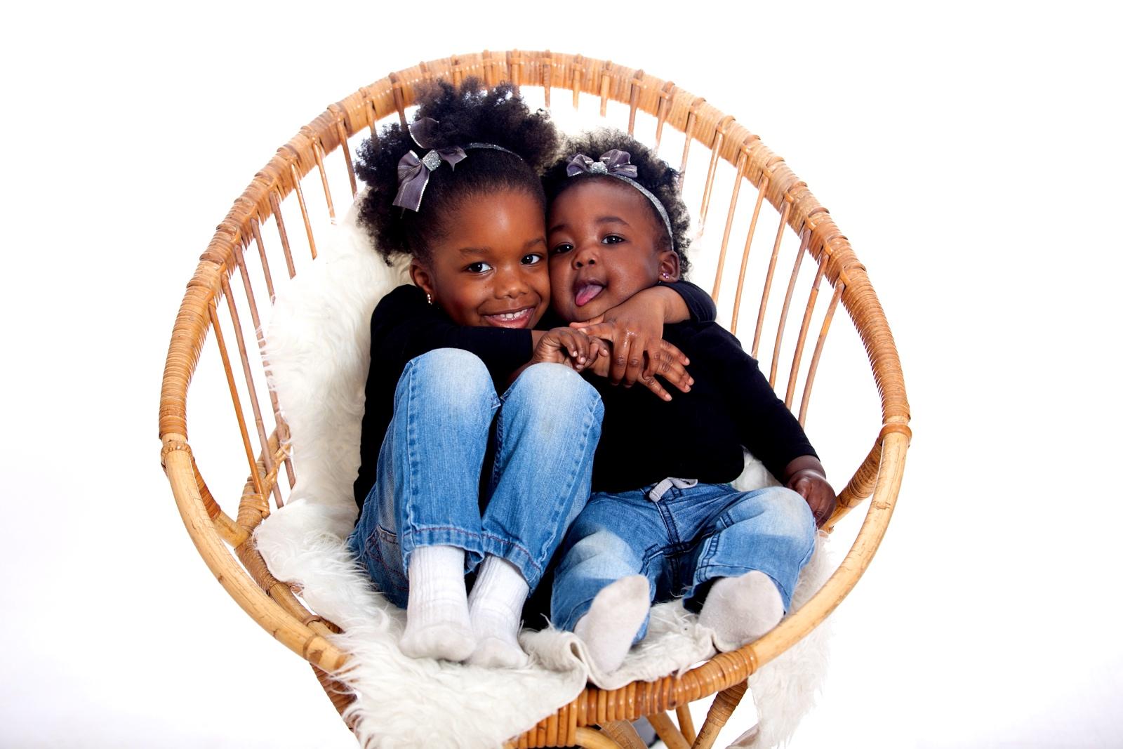 Van kleine meisjes tot zelfverzekerde vrouwen