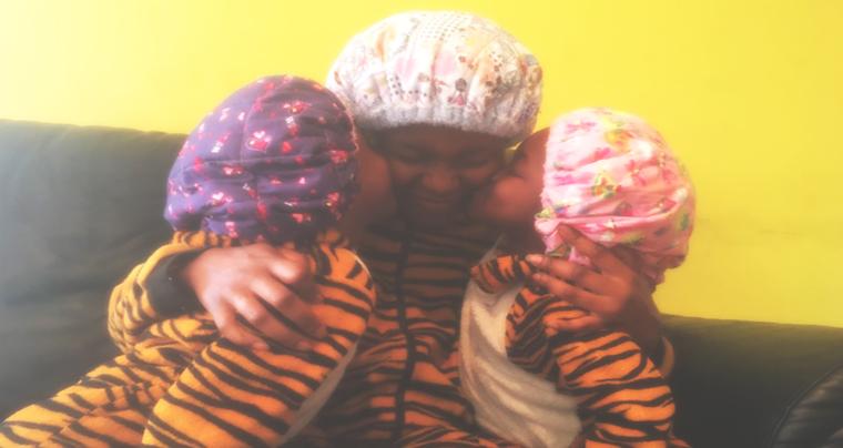 De Afroty heat cap en het belang van een vaste haar-routine